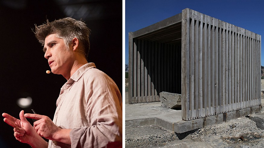 10 things you must know about Pritzker laureate Alejandro Aravena