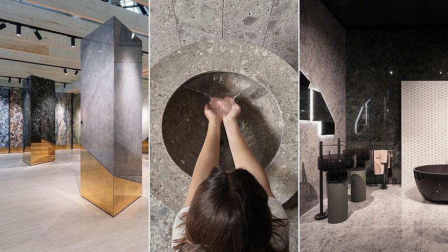 Winners for the ADI Booth Design, Ceramics & Bathroom Design Awards at Cersaie 2021