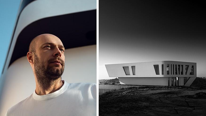 Slovakian artist Jan Revaj designs 22 White Gems across the world
