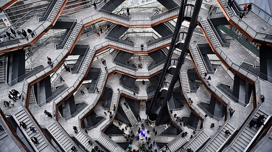 Heatherwick's Vessel ascends its way to NYC recognition