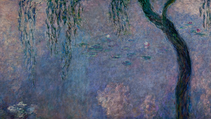 Claude Monet – The Obsession with Water Lilies, as seen in virtual reality