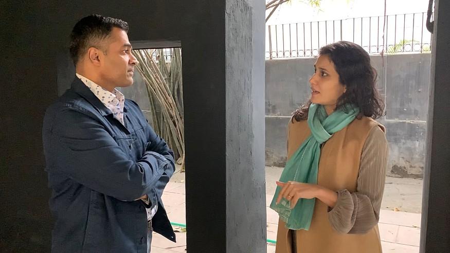 Remen Chopra W. Van Der Vaart's solo show in Delhi revolves around the idea of home