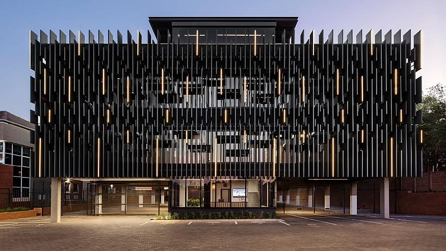 78 Corlett Drive is a zero-carbon office development in Johannesburg