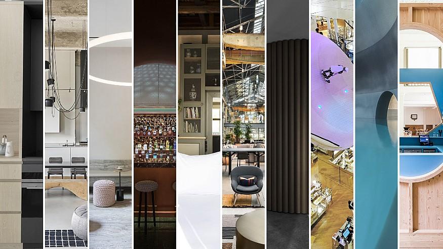 Dezeen Awards 2019 - Interiors winners