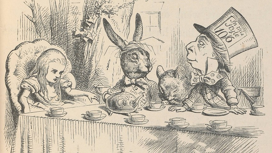The V&A Museum remembers wonderland with 'Alice: Curiouser and Curiouser'