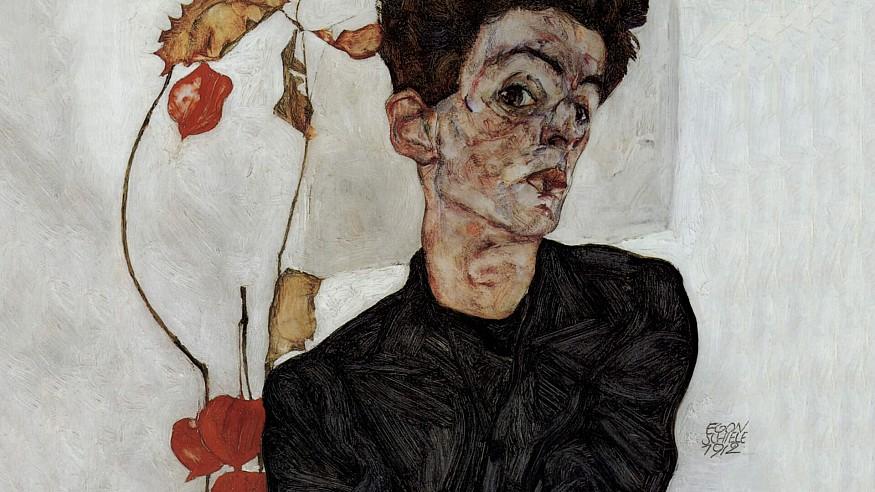 Remembering Austrian painter Egon Schiele's revolutionary erotic art style