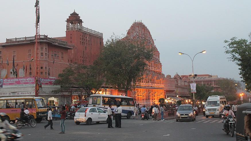 Jaipur tagged UNESCO World Heritage City