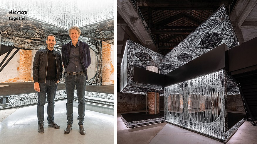 STIRring Together: Achim Menges and Jan Knippers on material culture