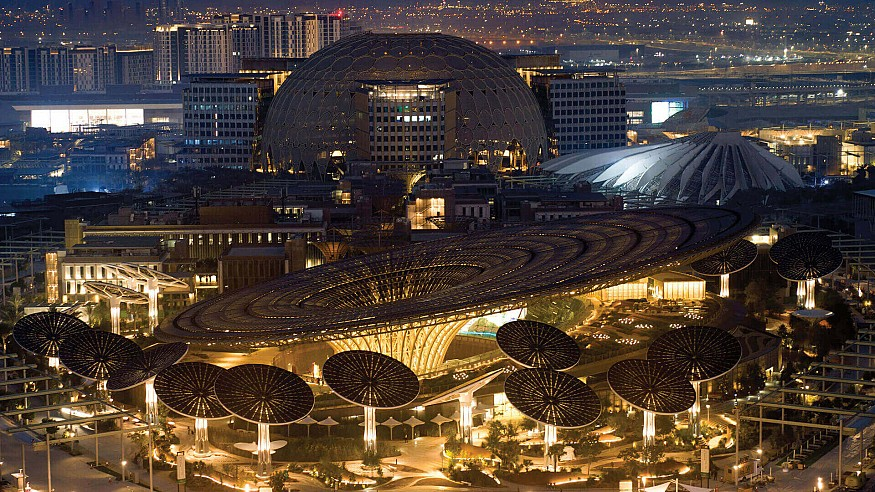 Expo 2020 Dubai: A look at five country pavilion designs
