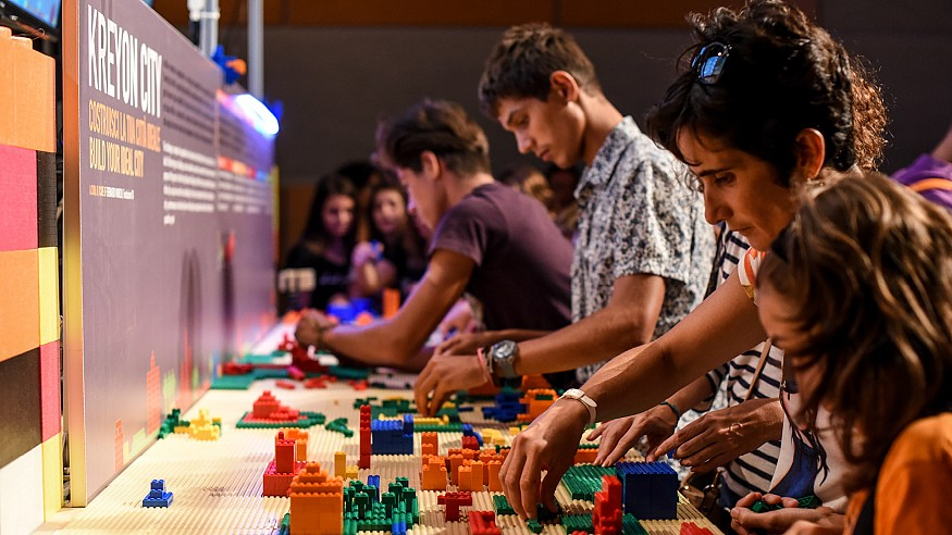 Exhibition at Barbican Centre explores capabilities of artificial intelligence