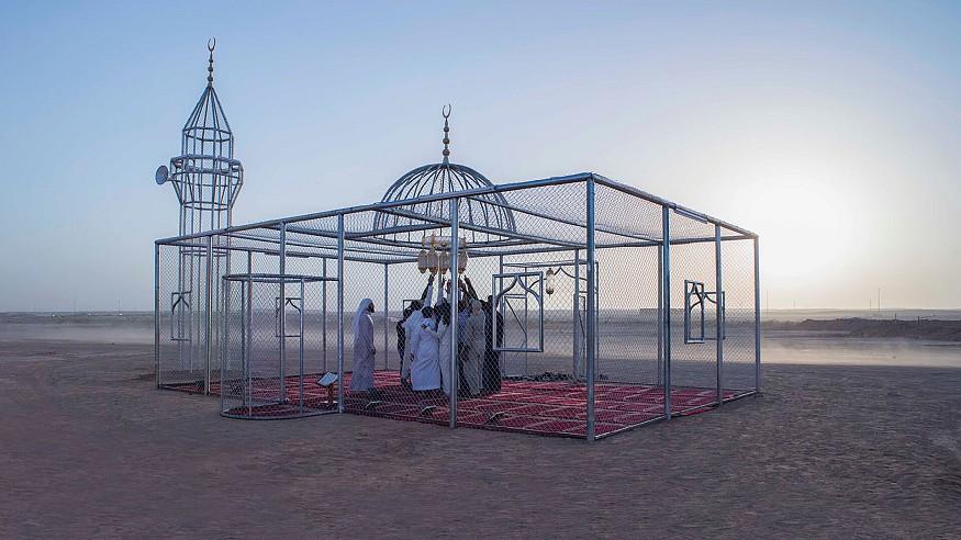 Ajlan Gharem's 'Paradise Has Many Gates' wins the 2021 Jameel Prize