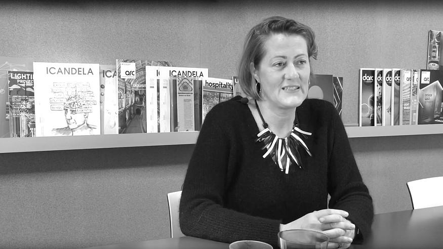 Women in Lighting: Birgit Walter