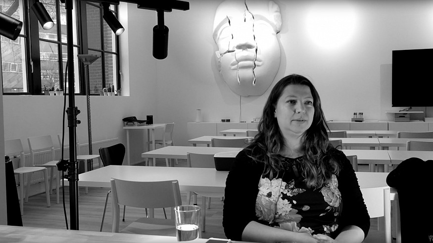 Women in Lighting: Ellen Goulmy