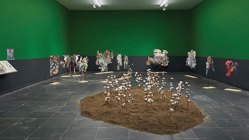 Anna Boghuigian presents 'A Short Long History' at S.M.A.K. Ghent, Belgium