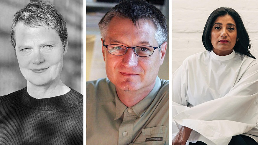 Architecture is a Verb: A talk between Sarah Robinson, Robert Condia and Suchi Reddy