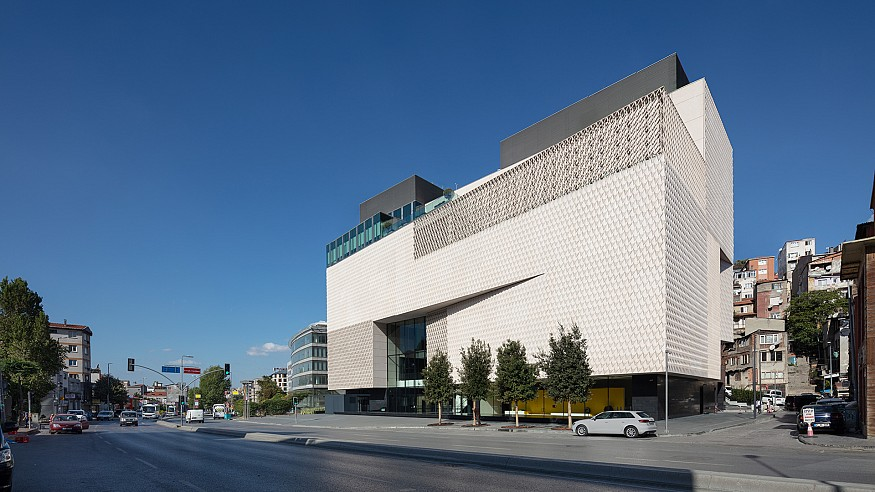 Grimshaw architects create Turkey's cultural hub with Arter Contemporary Art Museum
