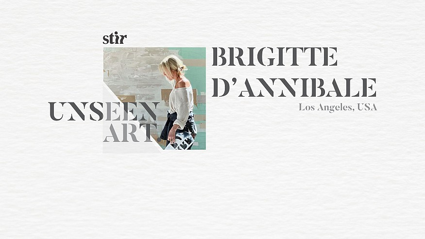 Unseen Art: 'AM | USEME | NT' by Brigitte D'Annibale - a nudge to look within