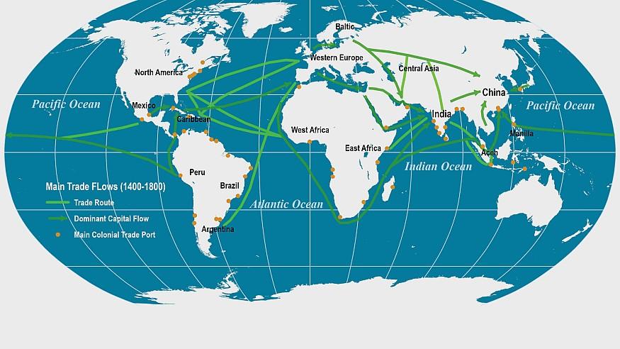 Digital Legacies: Trade