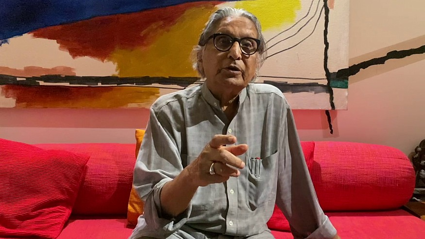 BV Doshi, the child behind the magician, stirs the secret of discovery at 93