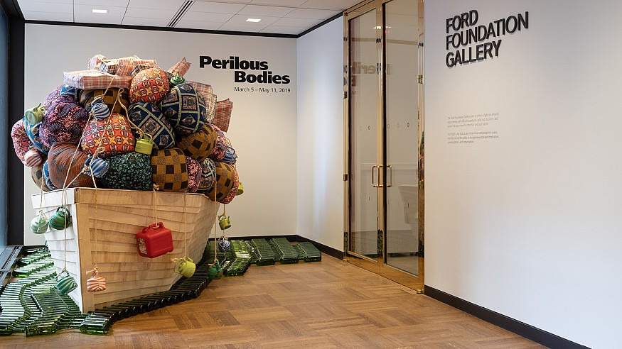 The Ford Foundation opens its art gallery in New York