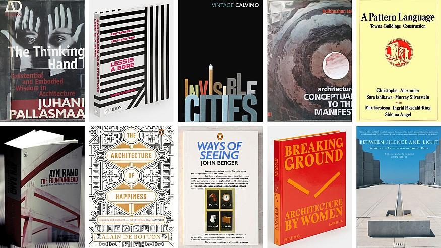 10 architecture and design books to read during COVID-19 quarantine