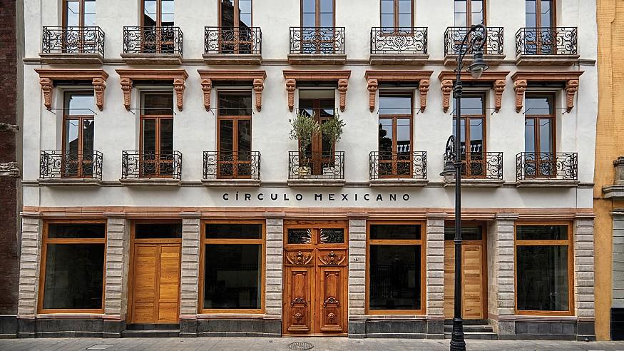 Mexican legend Manuel Álvarez Bravo's home reimagined as Shaker-inspired hotel