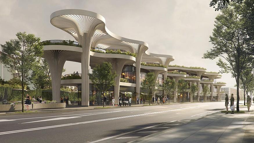 Koichi Takada envisions a greener future for China with Solar Trees Marketplace