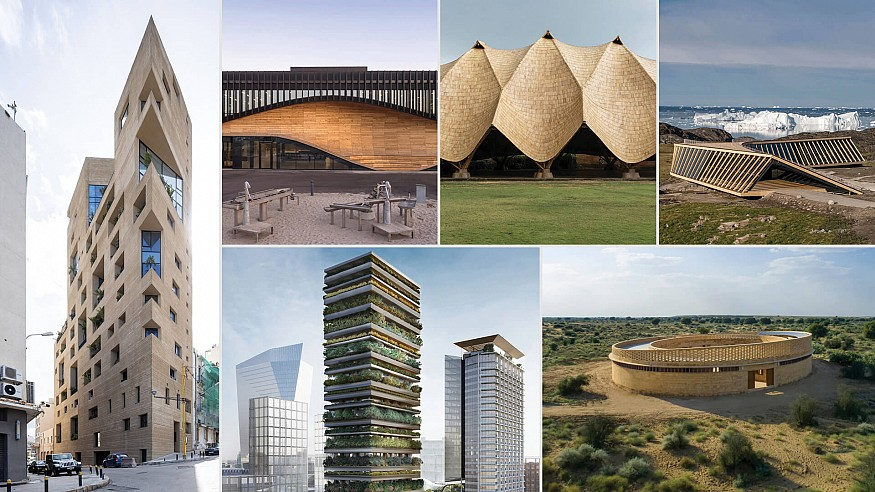 Envisioning a 'Clean environment for a healthy world' on World Architecture Day