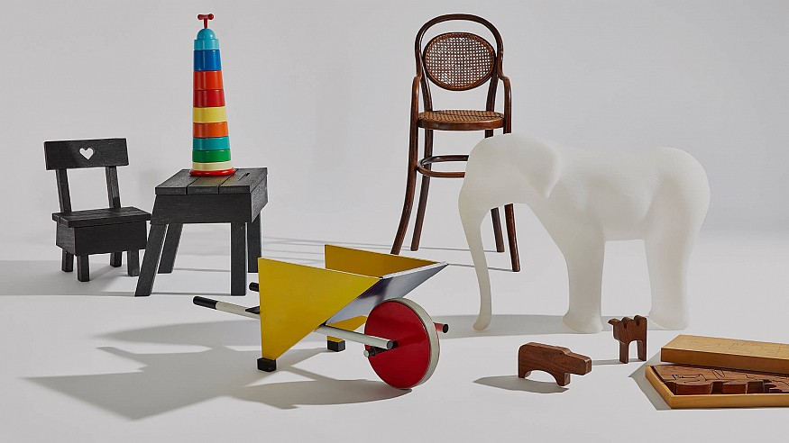 Stedelijk Museum celebrates its 125 years with an extensive design exhibition