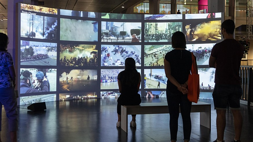 'Critical Zones' reimagines humanity's relationship with the earth