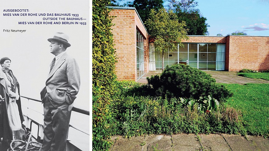Ludwig Mies van der Rohe: a tribute to his monumental impact