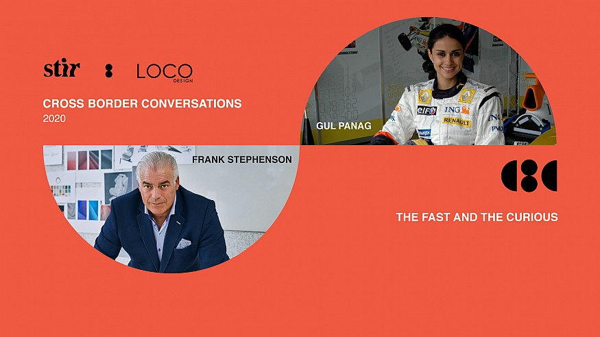 Frank Stephenson X Gul Panag: Cross Border Conversations