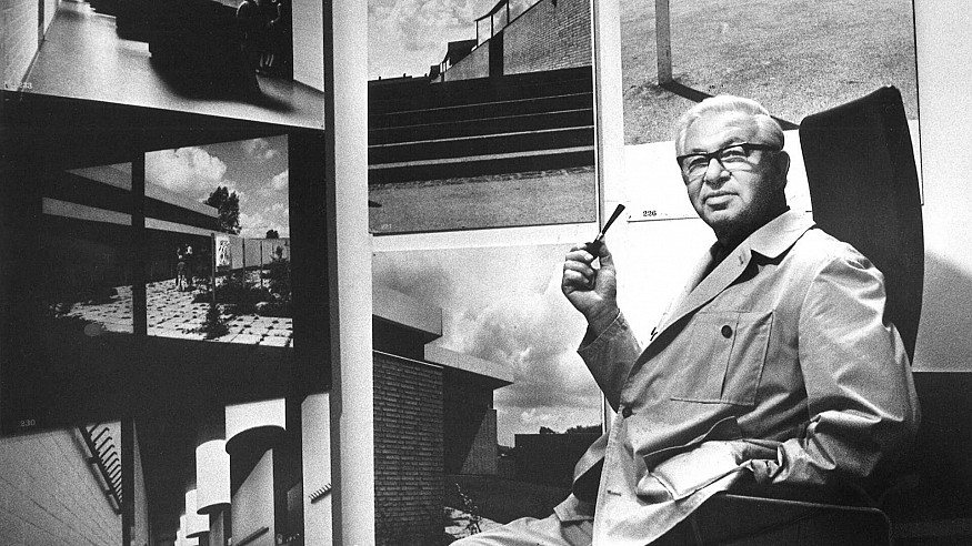 Remembering Arne Jacobsen, the man who adhered by 'total design' in his works