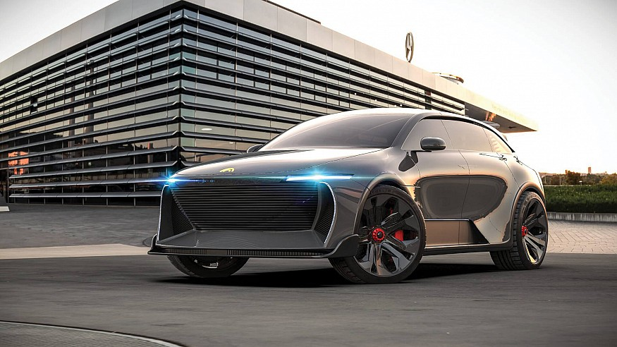 Humble Motors envisions the world's first solar-powered SUV