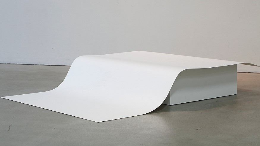 Around 100 exhibitors showcase works at the third edition of Art Düsseldorf, Germany