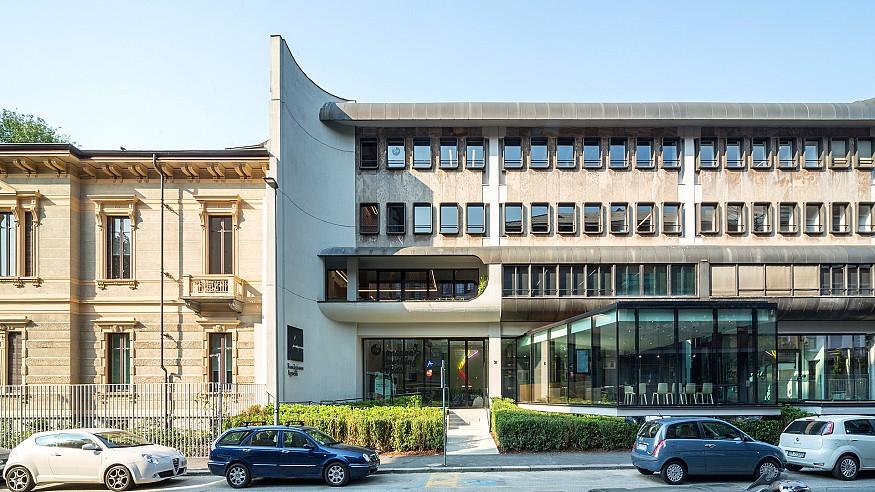 Technologically advanced architecture by Carlo Ratti Associati