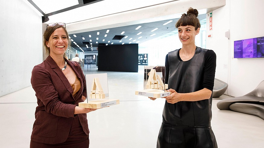Francesca Torzo and Lucy Styles win the first Italian Architecture Prize 2020