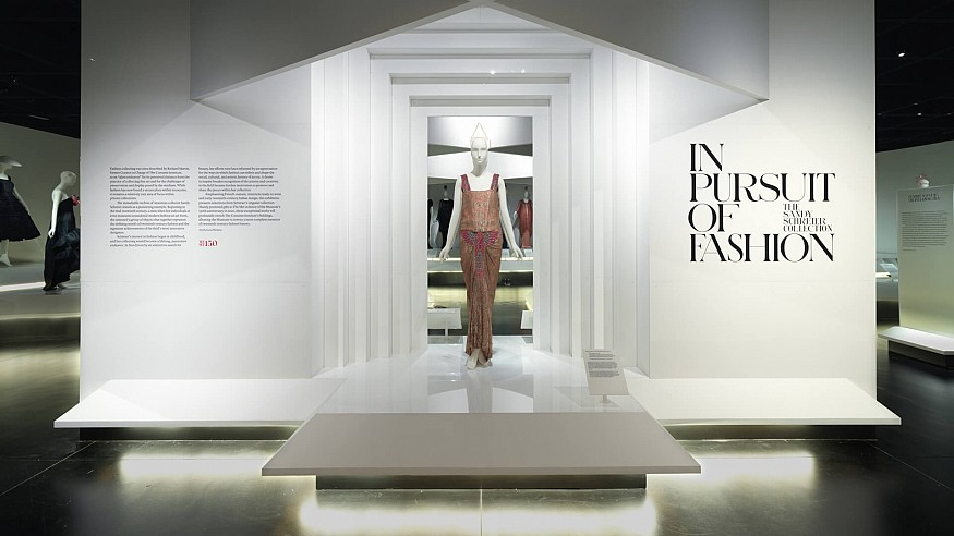 'In Pursuit of Fashion: The Sandy Schreier Collection' at MET relooks at fashion history