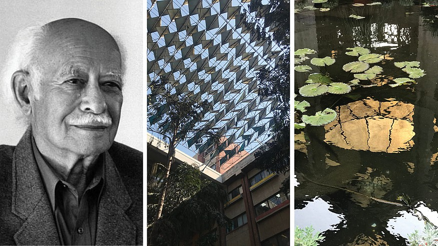 Joseph Allen Stein at 109, and the garden of his heart that lives on