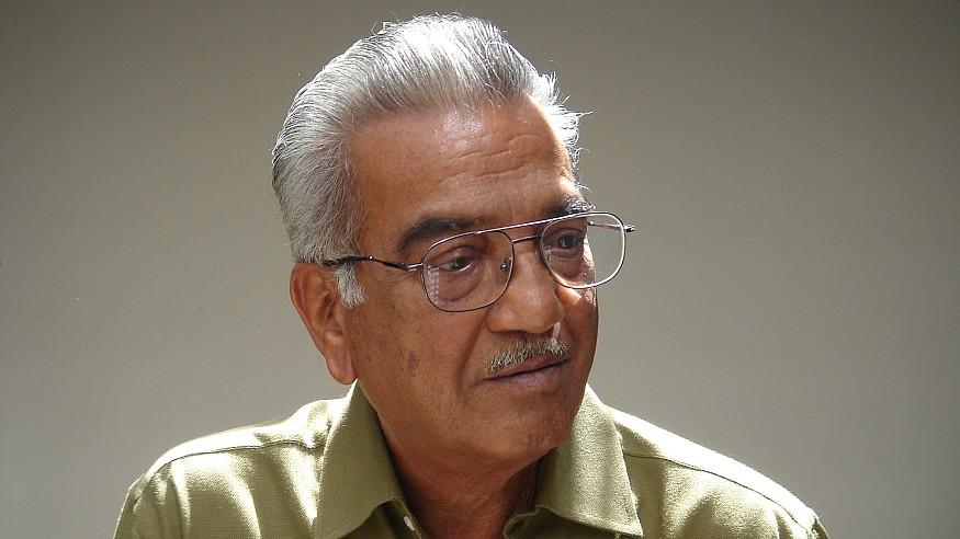 Unfolding the architecture of Hasmukh Patel