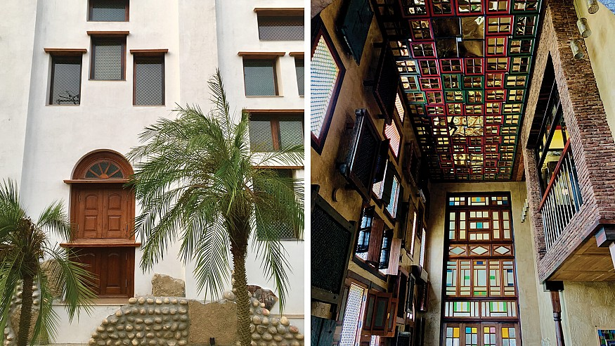 History and heritage merge inside designer Mayank Anand's home in Jalandhar, India