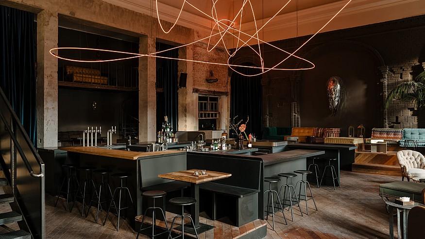 Oliver Mansaray and Daniel Scheppan open KINK Bar and Restaurant in Berlin