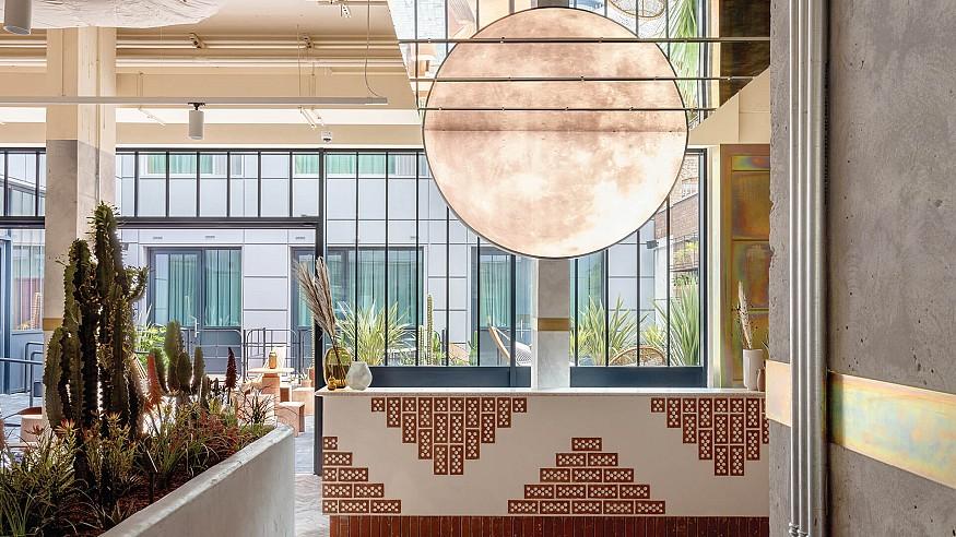 Holloway Li champions material reuse within Bermonds Locke hotel in London