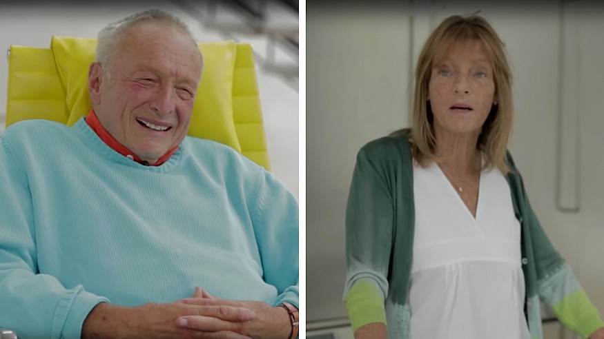 In Residence: Ruth and Richard Rogers