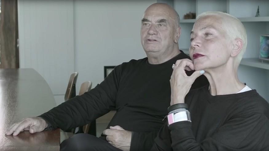 In Residence: Doriana and Massimiliano Fuksas