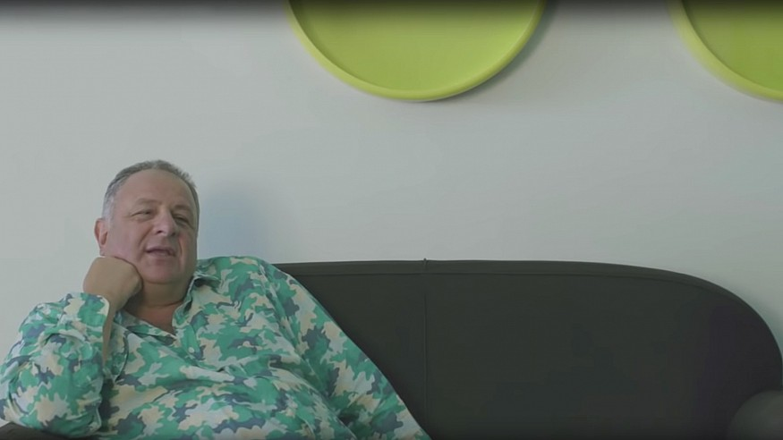 In Residence: Jean Pigozzi