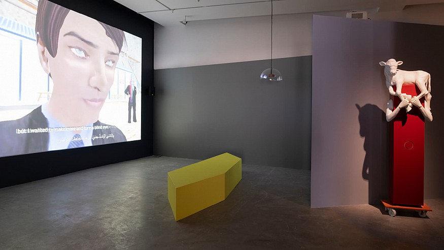 'Art in the age of Anxiety' in the UAE investigates our digitised life