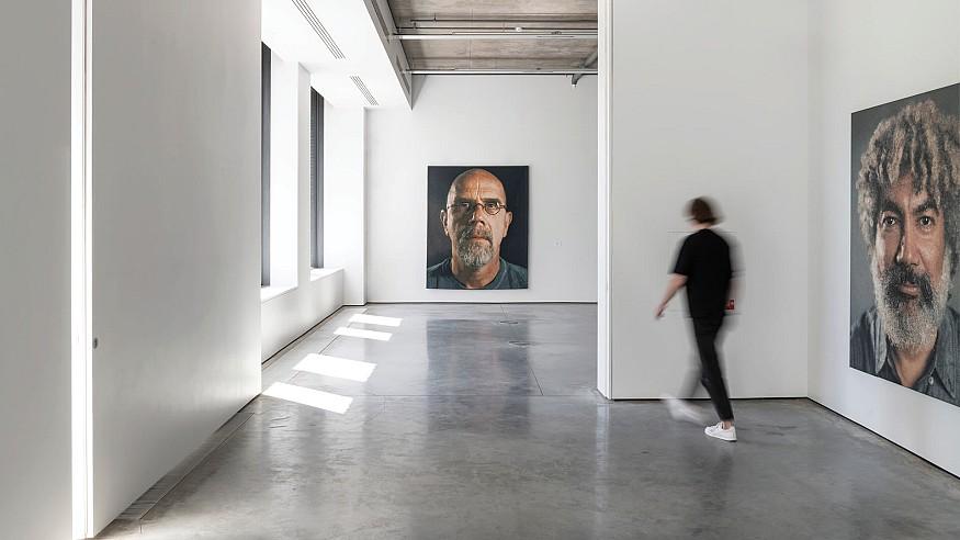 Photorealist artist Chuck Close dies at 81 in New York