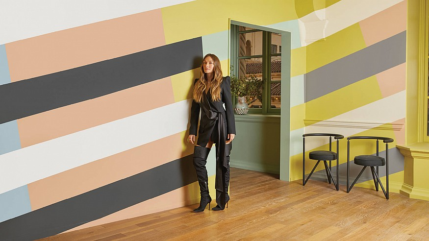 Kelly Wearstler X Farrow & Ball paint collection brings California into our homes