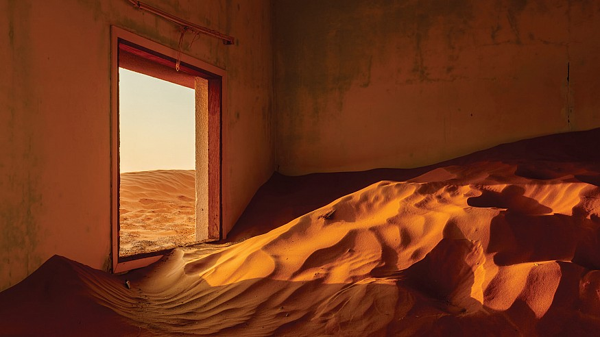 James Kerwin photographically chronicles ghost towns of the world with <em>Uninhabited</em>
